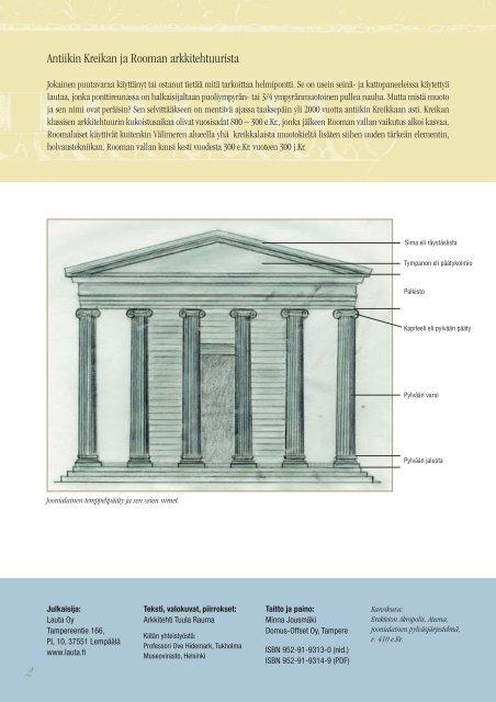 Antiikin Kreikasta helmiponttiin - listaprofiilien historiaa (pdf) - Puuinfo