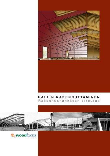Hallin rakennuttaminen.pdf - Puuinfo