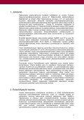 Hallirakennuksia koskevat palomääräykset - Esiselvitys - Puuinfo - Page 5