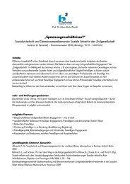 Seminar Zivilgesellschaft SS 2010 Handout - puwendt.de