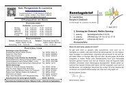 07.04.2013 - Katholische Kirchengemeinde St. Laurentius in ...