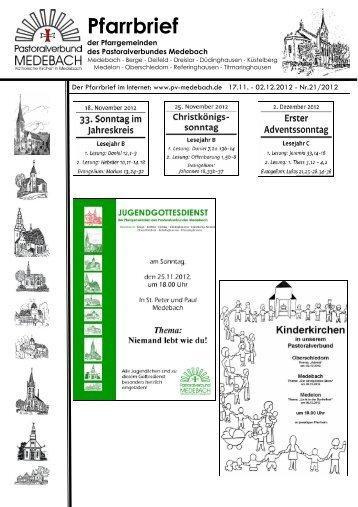 Gemeinsame PN 21-2012.pdf - Pastoralverbund Medebach