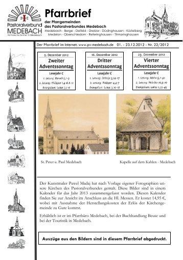 Gemeinsame PN 22-2012.pdf - Pastoralverbund Medebach