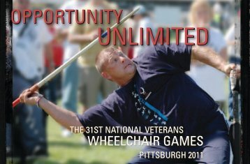 UNLIMITED UNLIMITED - Paralyzed Veterans of America