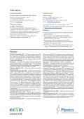 Polyvinylchloride (PVC): Emulsion polymerisation - Page 4