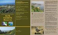 Alta Vicente Reserve - Palos Verdes Peninsula Land Conservancy