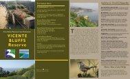 Vicente Bluffs Reserve Trails Map - Palos Verdes Peninsula Land ...