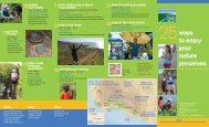 ways to enjoy your nature preserves - Palos Verdes Peninsula Land ...