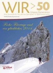 Frohe Feiertage und ein glückliches 2014 - Pensionistenverband ...