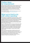 Online reporting - PricewaterhouseCoopers - Page 6