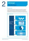Redesigning Healthcare – 2007 - PricewaterhouseCoopers - Page 5
