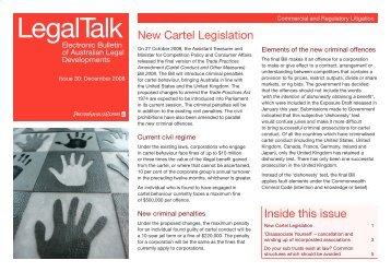LegalTalk - PwC