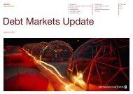 Debt Markets Update Autumn 2010 - PwC Blogs
