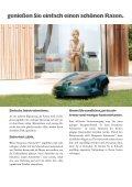 HUSQVARNA AUTOMOWER® - Aqua-Technik - Seite 3