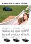 HUSQVARNA AUTOMOWER® - Aqua-Technik - Seite 7