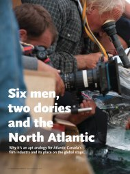 largest original television project ever produced - Atlantic Business ...