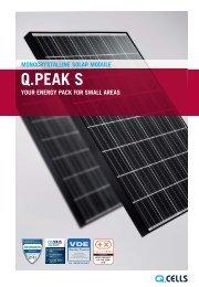 Q.PEAK S - Q-Cells