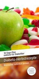 Diabeto-Herbstrezepte - Quintessenz health products GmbH