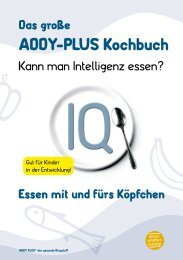 Addy Plus Kinderkochbuch.pdf - Quintessenz health products GmbH