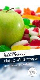 Diabeto-Winterrezepte - Quintessenz health products GmbH