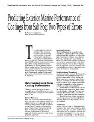 LF-8147 - Marine Performance from Salt Fog - Q-Lab