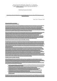 17. Dezember 1997 - Berliner Effektengesellschaft AG
