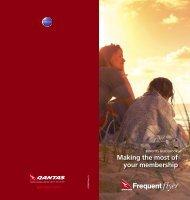 Make the most of your membership - Qantas