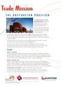 shanghai trade expo 2010 - Qantas - Page 3