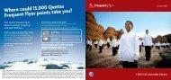 Frequent Flyer Newsletter October 2009 - Qantas