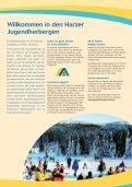 JUGENDHERBERGEN - DJH Sachsen-Anhalt - Seite 3