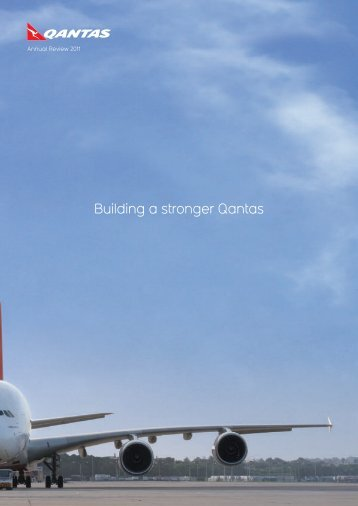 2011 Annual Review - Qantas