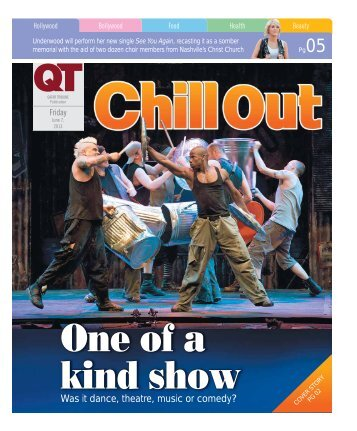 Was it dance, theatre, music or comedy? - Qatar Tribune