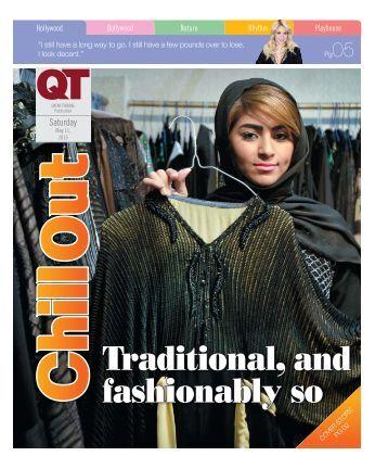 Traditional, and fashionably so - Qatar Tribune