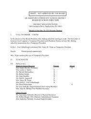 5-26-11 Minutes - Quakertown Community School District
