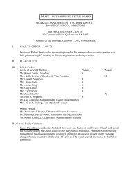 10-11-12 - Quakertown Community School District