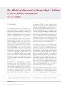 Zur Gleichstellungsorientierung beim Aufbau von Netzwerken - Page 2