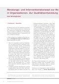Beratungs - Qualitätsentwicklung Gender Mainstreaming - Page 2