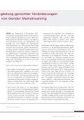 Beratungs - Qualitätsentwicklung Gender Mainstreaming - Page 3