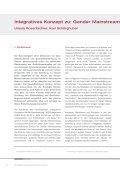 Gender Mainstreaming als Systementwicklung - Page 2