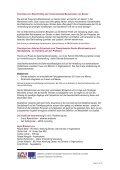 3. Newsletter - Qualitätsentwicklung Gender Mainstreaming - Page 7