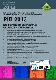 PIB_Programmheft.pdf - Qualitätsgemeinschaft ...