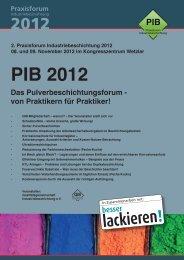 PIB_Programmheft_E7.pdf - Qualitätsgemeinschaft ...