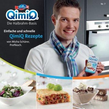 Emmi QimiQ Rezeptbroschüre 7