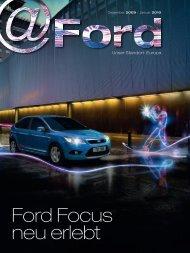 Ford Focus neu erlebt