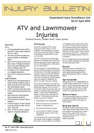 No 81 ATV's All Terrain Vehicles Ride-On Mowers - Queensland ...