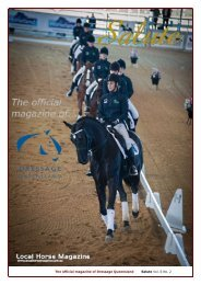 Salute Vol. 6 No. 2 - Equestrian Queensland