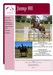 to download Jump-Off E-News March/April 2010 - Equestrian ...