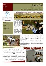 Jump Off July07 - Equestrian Queensland