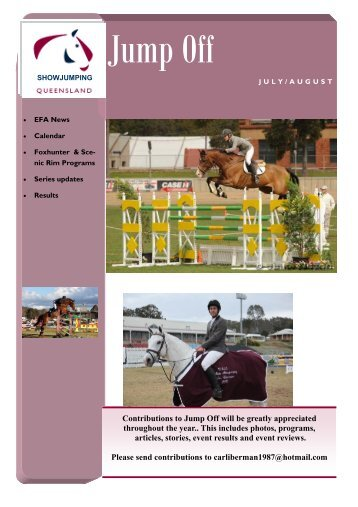 to download Jump-Off E-News September/ October 2010