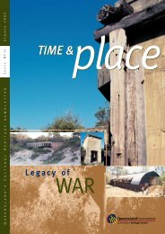 Issue 11—Summer 2005 - Queensland Heritage Council